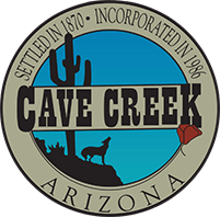 Town of Cave Creek Logo