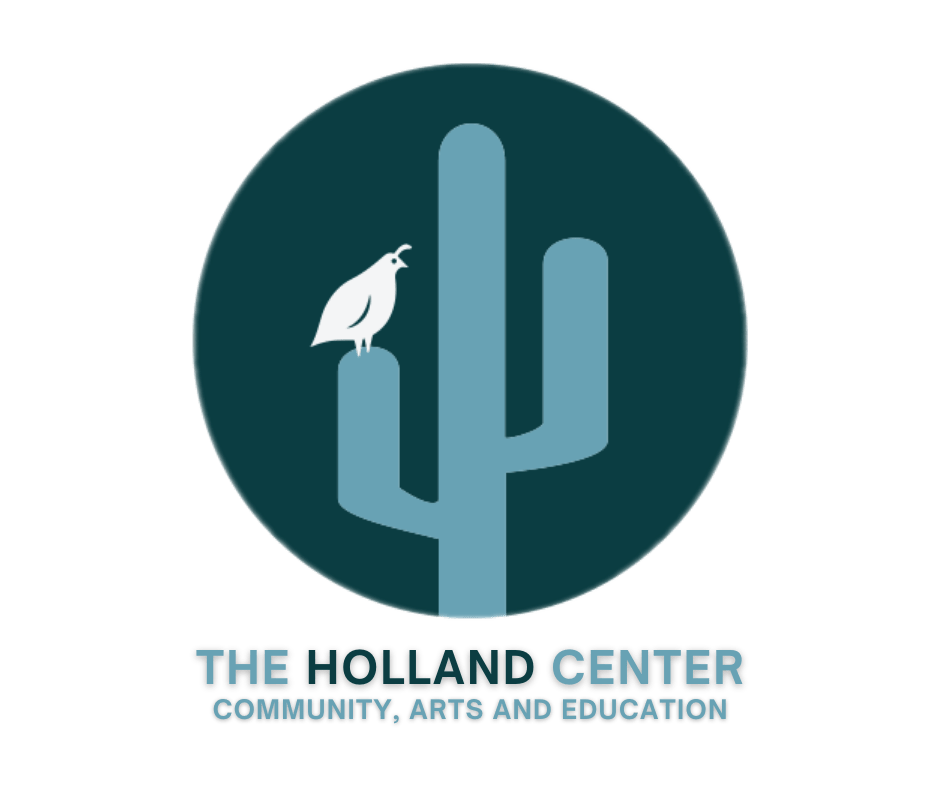 The Holland Center logo